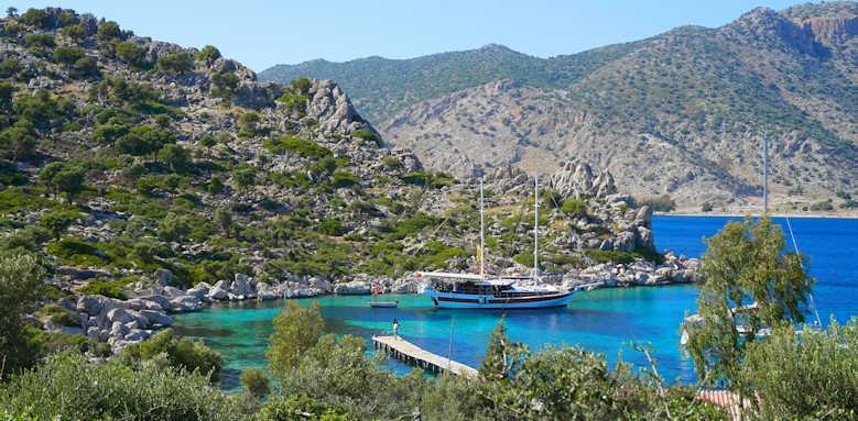 Marmaris and Datca Gulet Cruise, 1