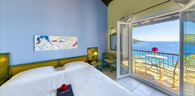Adrina Beach Hotel, double room