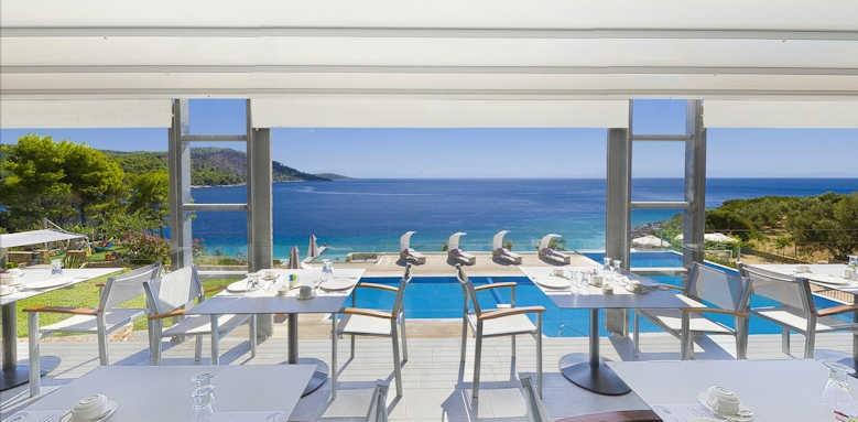 Adrina Resort & Spa, restaurant