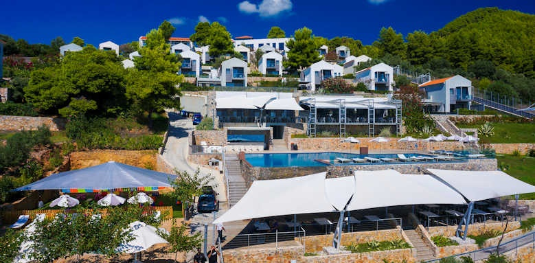 Adrina Resort & Spa, front view
