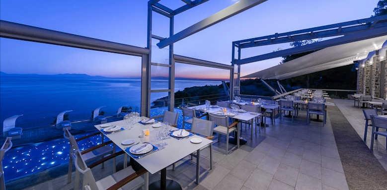 Adrina Resort & Spa, dinner restaurant