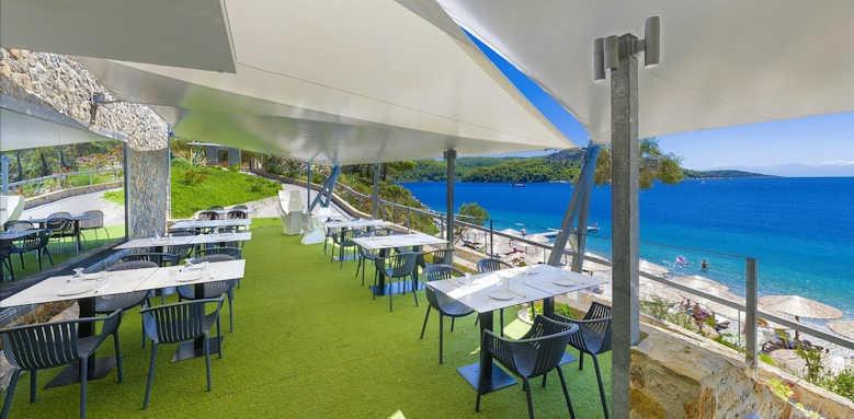 Adrina Resort & Spa, lunch area