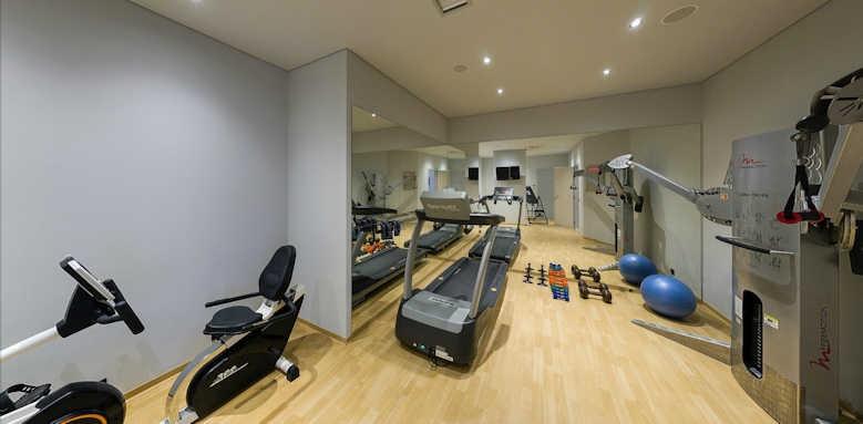 Adrina Resort & Spa, gym