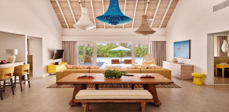 Two bedroom Finolhu Maldives