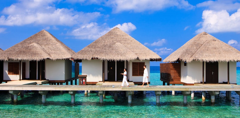 Velassaru Maldives, spa treatmernt rooms