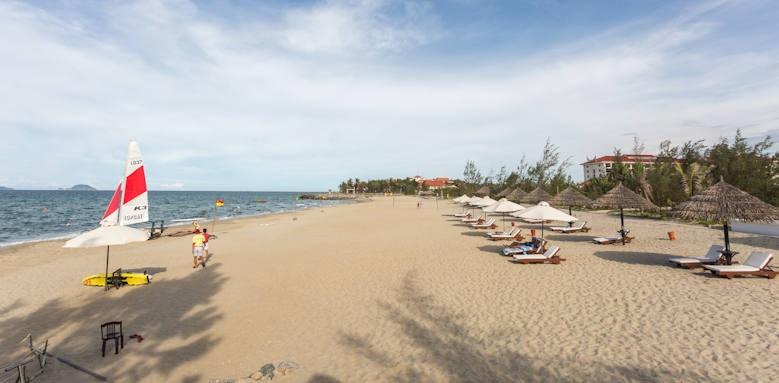 Victoria Hoi an Beach, beach