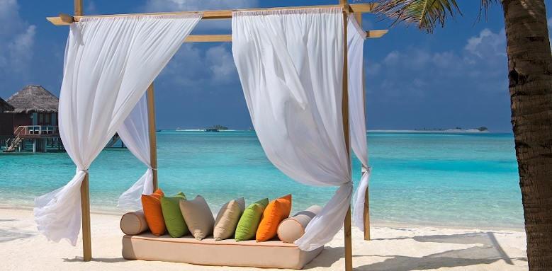 Anantara Veli Resort & Spa, beach cabana