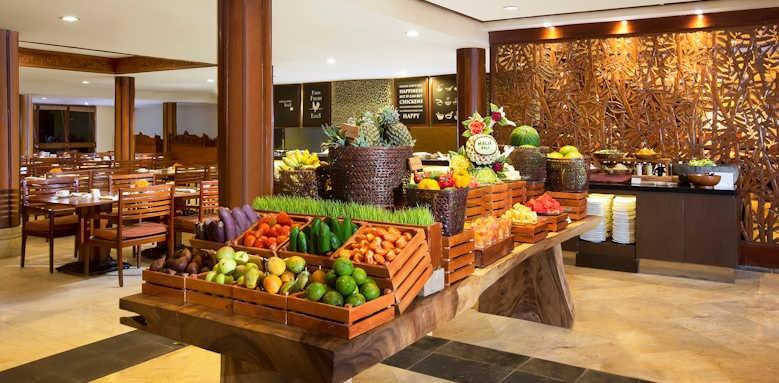 Melia Bali, restaurants