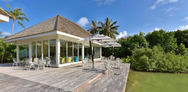 Kandima Maldives , villa