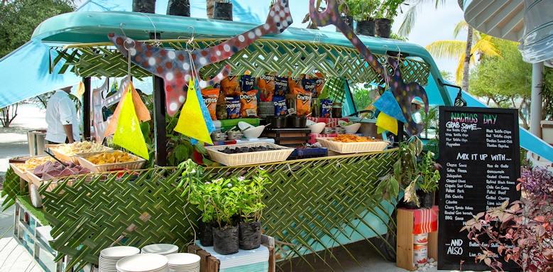 Kandima Maldives , nachos day