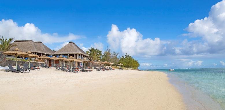 C Mauritius, palmar beach