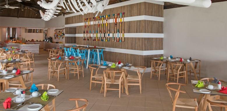 C Mauritius, c restaurant