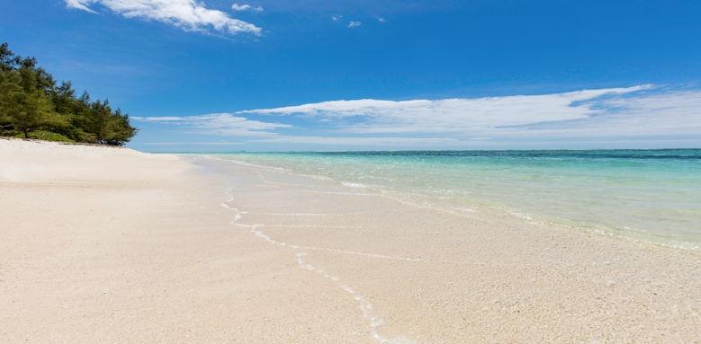 C Mauritius, beach