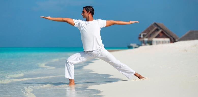 Anantara Dhigu, yoga