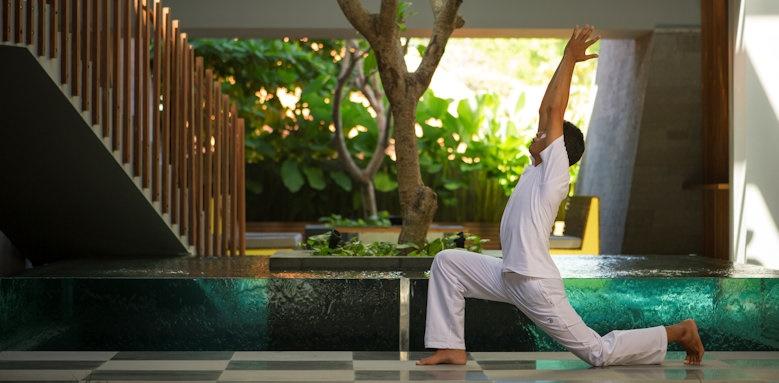 Maya Sanur, yoga