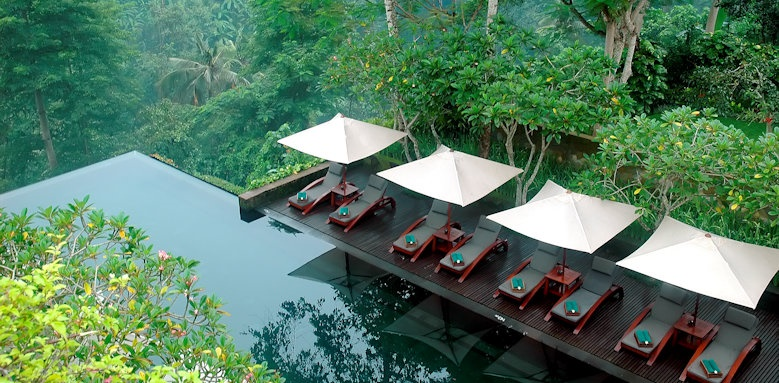 Maya Ubud, main pool 2