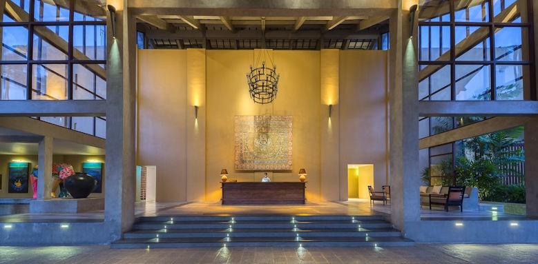 Anantara Kalutara Resort, reception