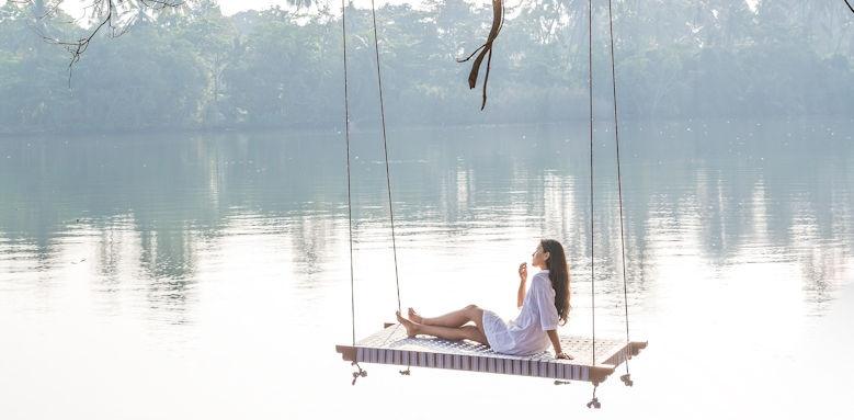 Anantara Kalutara Resort, lagoon