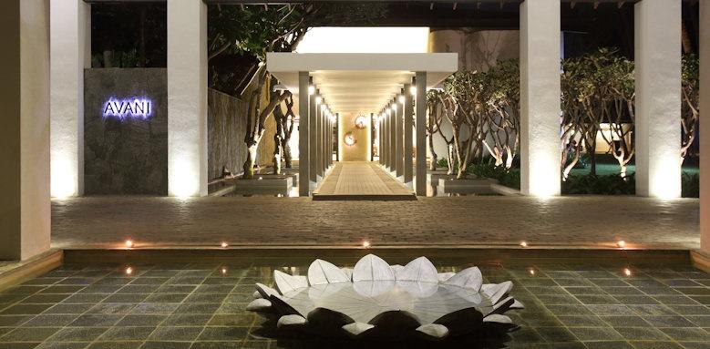 Avani Kalutara Resort, lobby