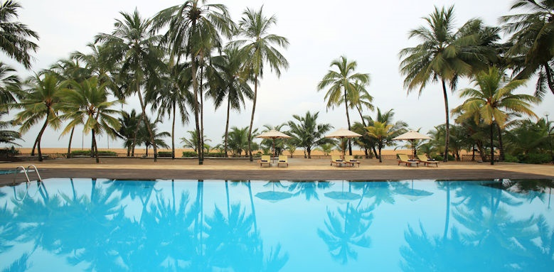 Avani Kalutara Resort, pool view