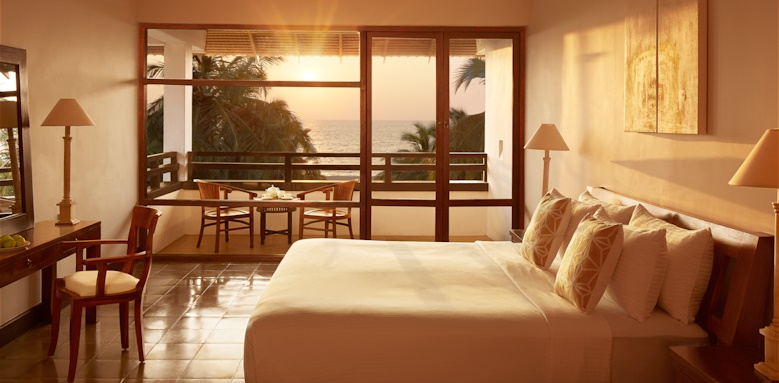Jetwing Beach, deluxe room