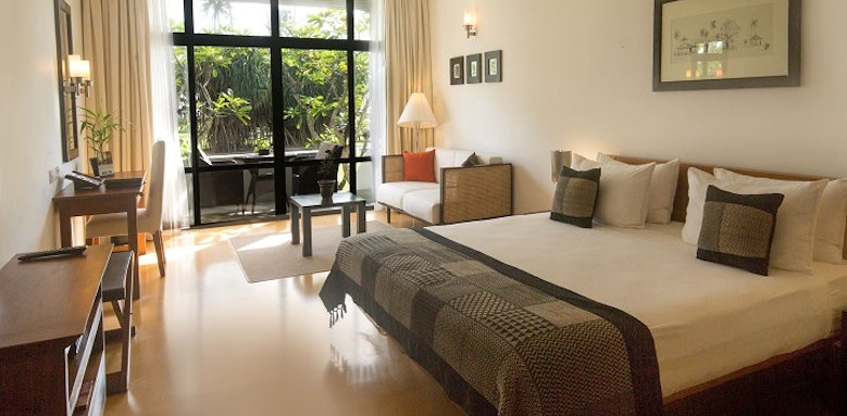 The Blue Water Hotel and Spa, deluxe room