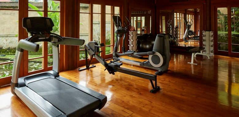 Amandari, gym