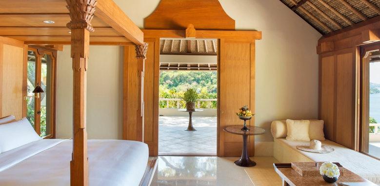 Amankila, guestroom