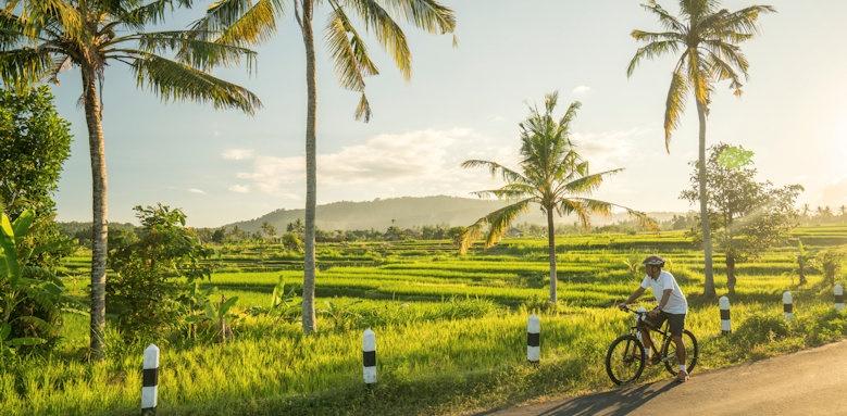 Amankila, cycling