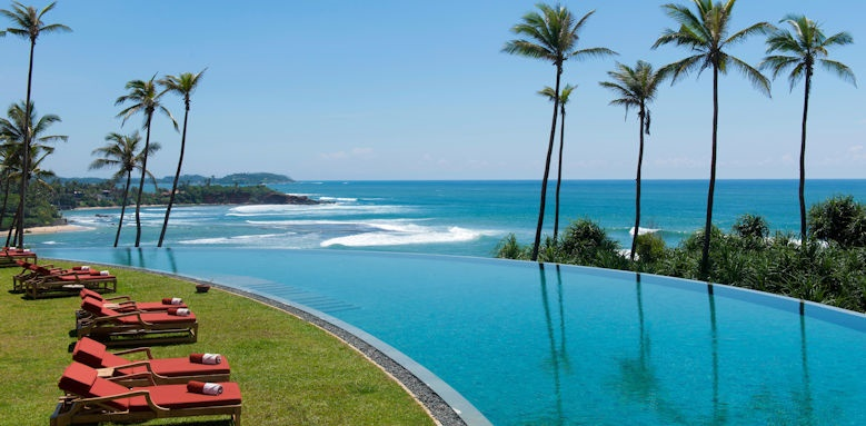Cape Weligama, pool