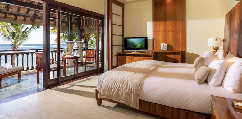 Shanti Maurice, Junior Suite on the ocean front