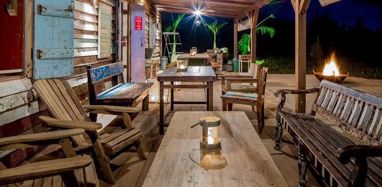 Shanti Maurice, rum shed