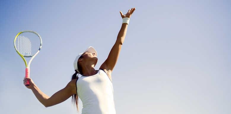 Shanti Maurice, tennis