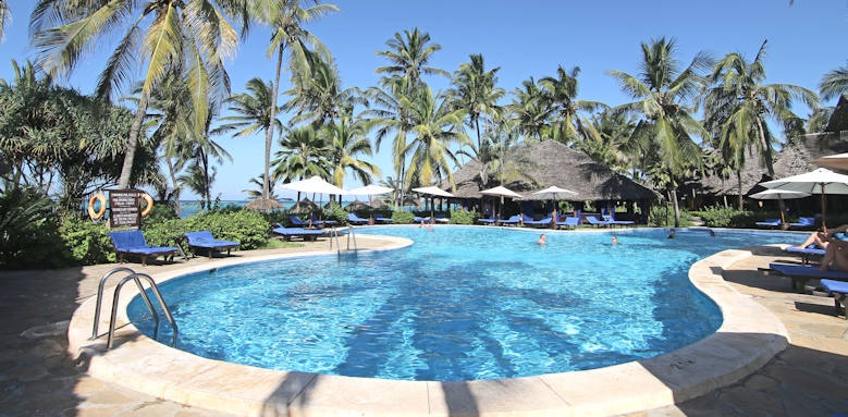 Breezes Beach Club & Spa, pool