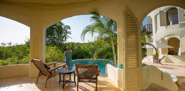 Elewana Kilindi Zanzibar, private pool