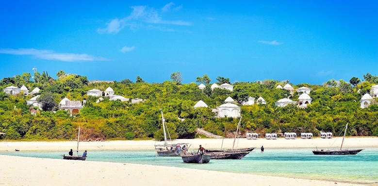 Elewana Kilindi Zanzibar, beach