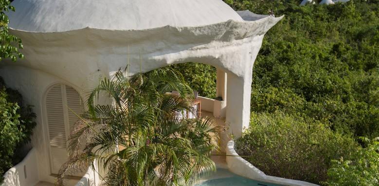 Elewana Kilindi Zanzibar, pavilion pool