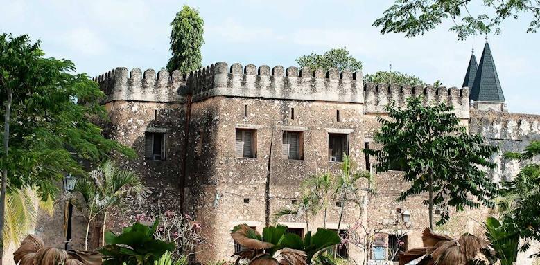 Elewana Kilindi Zanzibar, Zanzibar stone town