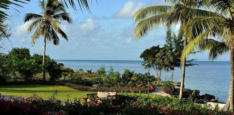 The Residence Zanzibar, gardens