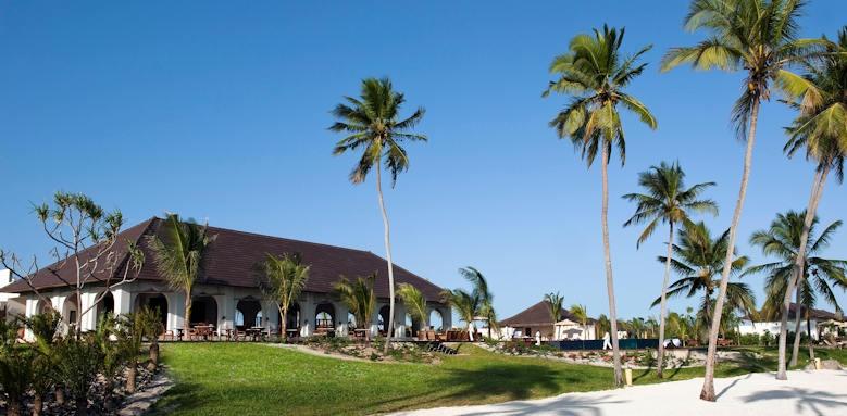 The Residence Zanzibar, exterior