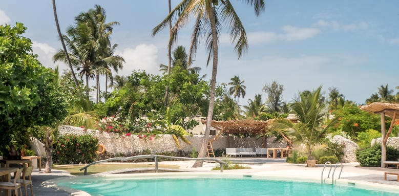 Zanzibar White Sand Luxury Villas & Spa, pool