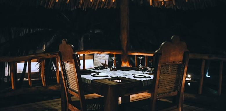 Waterlovers Beach Resort, chairs