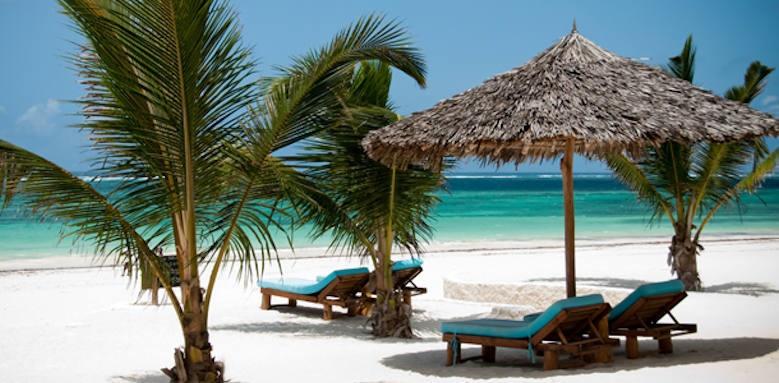 Waterlovers Beach Resort, sunbeds