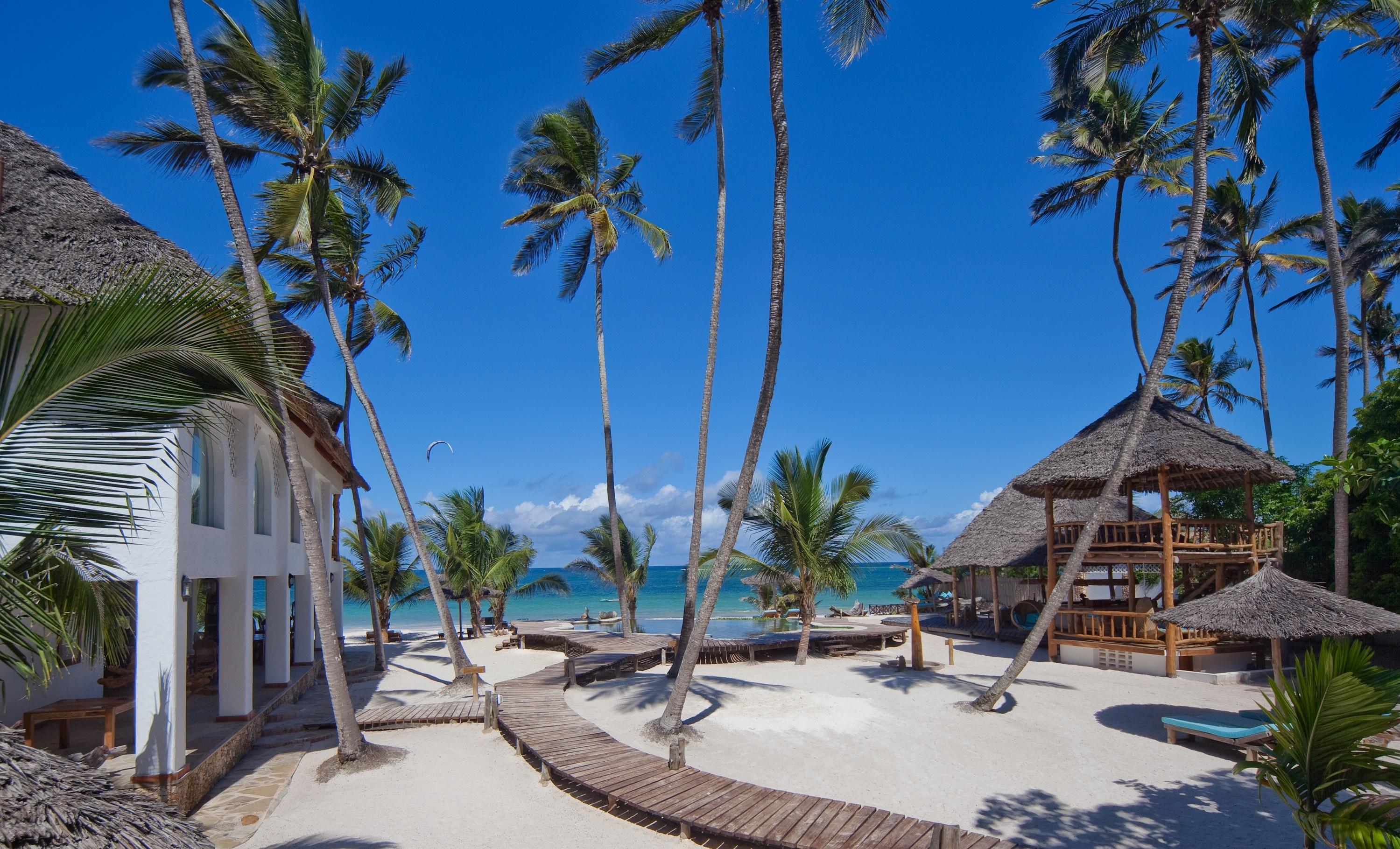 Waterlovers Beach Resort, main image