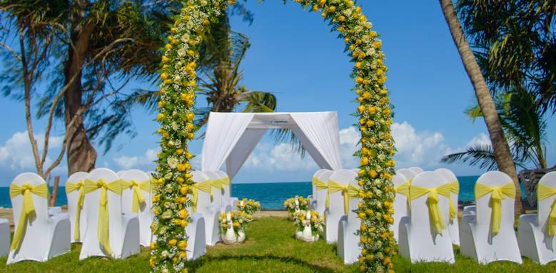 Sarova Whitesands, wedding