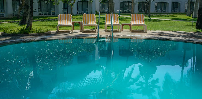 Sarova Whitesands, silent pool