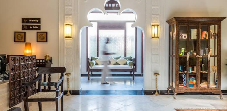 Waldorf Astoria the Palm, hall