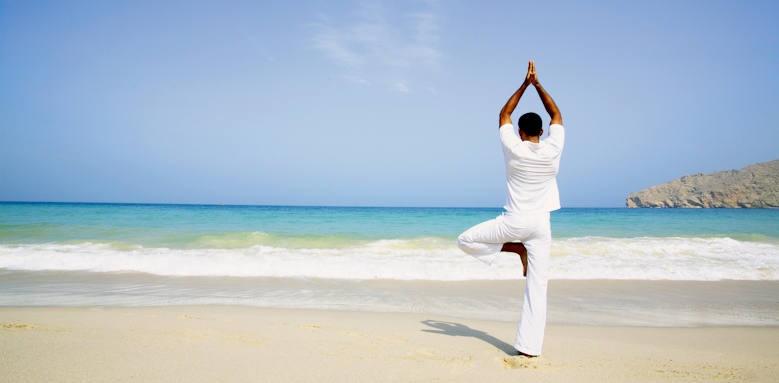 Six Senses Zighy Bay, yoga
