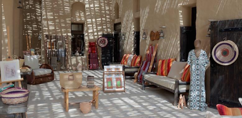 Six Senses Zighy Bay, boutique