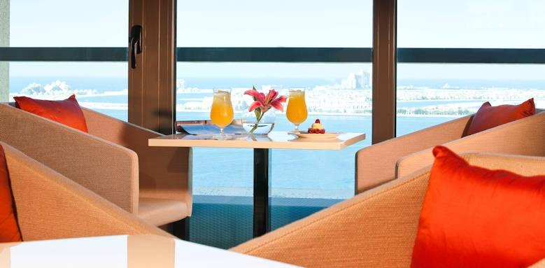 JA Ocean View, coral lounge
